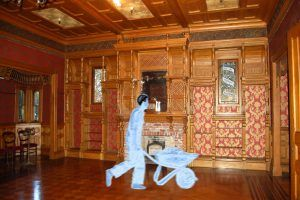 Ghost in Grand Ballroom