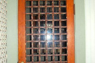 Multi-paned window