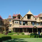 Winchester House Exterior
