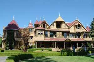 Winchester Mystery House San Jose California Legends Of America