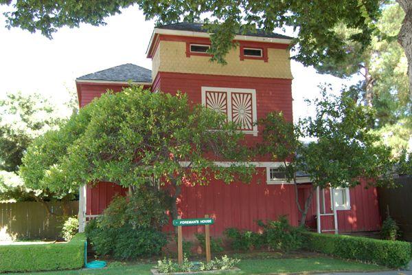 Foreman's House