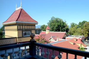 Winchester House Rooflines