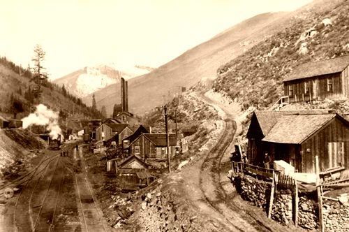 Winter Quarters, Utah, 1900