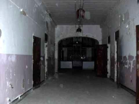 Asylum Hallway