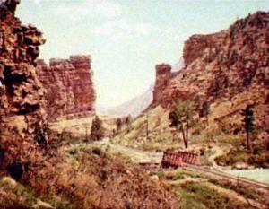 castle gate utah
