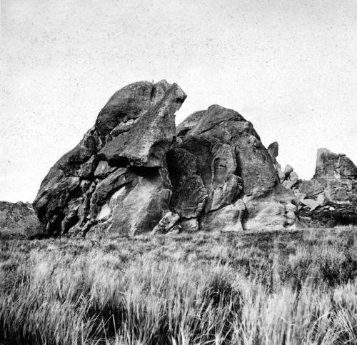 Register Rock in Goose Creek Mountains