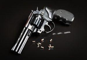 Smith and Wesson Handgun