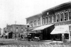 Vintage Afton, Oklahoma