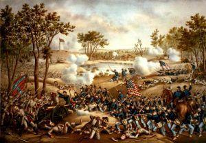 Battle of Cold Harbor, Virginia