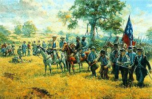 Battle of Wilson Creek, Missouri