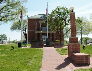 Benton County, Missouri Courthouse