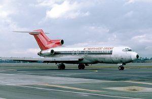 Northwest Orient Boeing 747