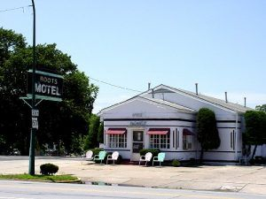 Boots Motel, Carthage, Missouri