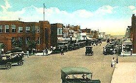 Vintage Bristow, Oklahoma