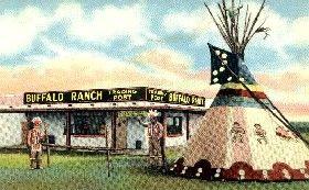 Vintage Buffalo Ranch, Afton, Oklahoma
