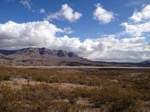 Caballo Mountains, New Mexico