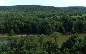 Castlewood State Park, Missouri