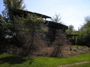 The old Ark in Catoosa, Oklahoma