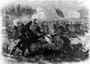 Cavalry Combat