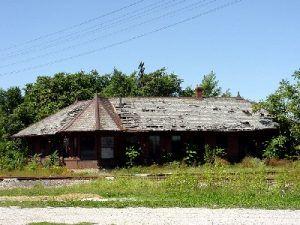 Chenoa Depot