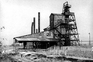 Illinois Coal Mine, 1939. Courtesy Library of Congress.