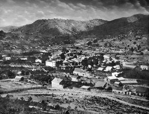 Coloma, California in 1857.