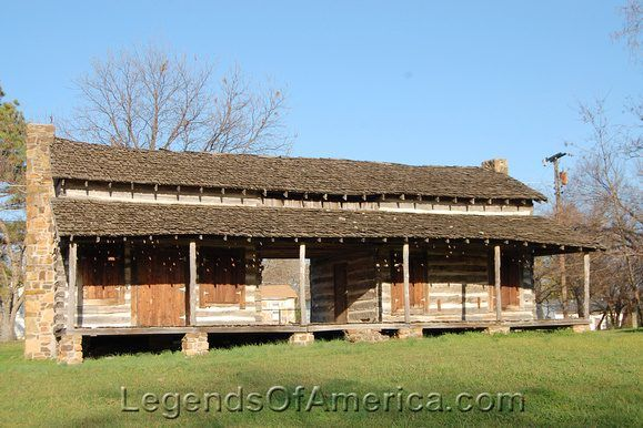 Fort Gibson, OK - Building