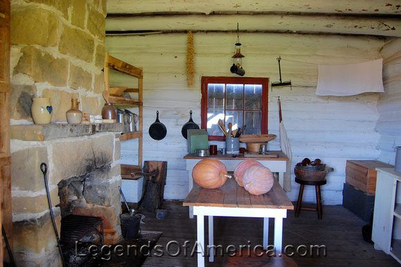 Fort Gibson, OK - Building Interior