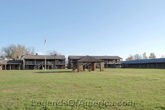Fort Gibson, OK - Old Fort