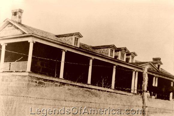 Fort Gibson, OK - Vintage