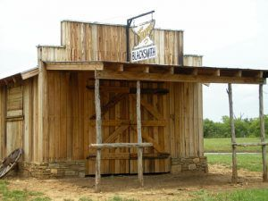 Fort Griffin, Tx - Blacksmith Shop