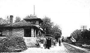Frisco Station at Meramec Highlands, Missouri