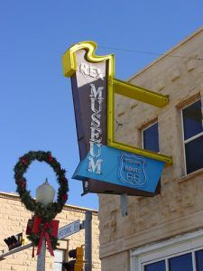 Rex Museum, Gallup, New Mexico