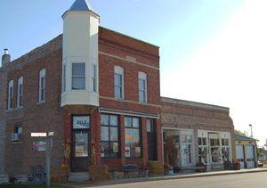 Gardner,IL Downtown
