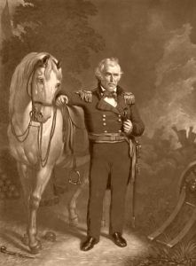 General Zachary Taylor, by John Sartain, 1848.
