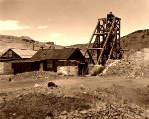 The Gold Coin Mine in 1930