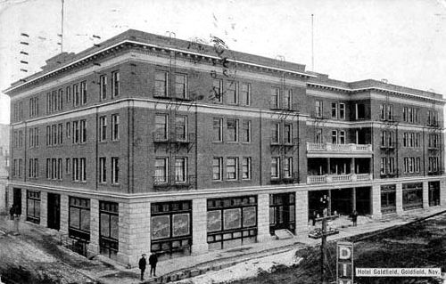 Goldfield Hotel Vintage