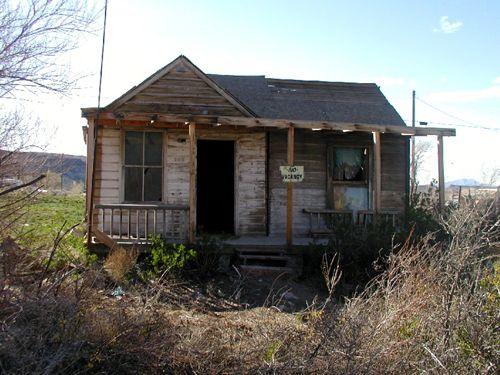 Goldfield Miners Cabin