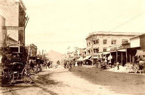 Goldfield NV 1906