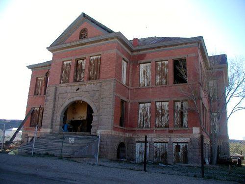 Goldfield School