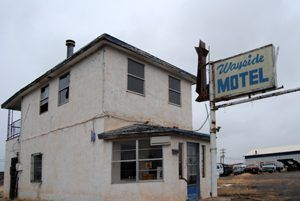 Grants - Old Wayside Motel