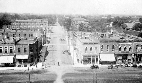 Great Bend, Kansas, 1910