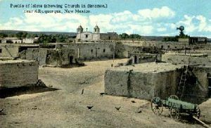 Isleta Pueblo