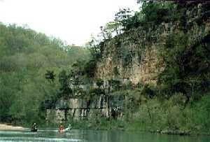 Jacks Fork River, Missouri
