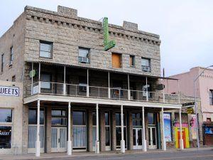 Brunswick Hotel, Kingman, Arizona