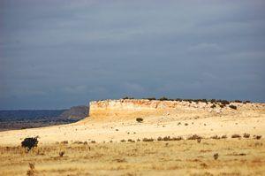 Landscape west of Albuquerque, New Mexico