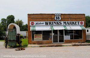 Wrink's Market in Lebanon, Missouri