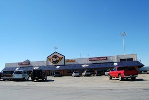 McLean Dixie Truck Stop