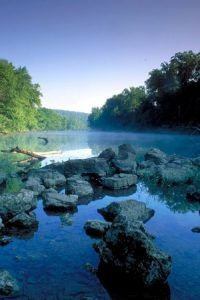 Meramec River, Missouri