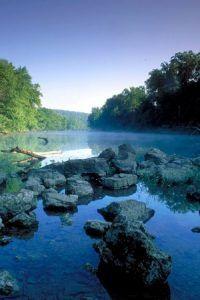 Meramec River, Missouri